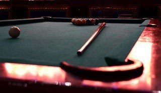 Professional pool table moves in Westerville