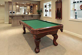 Skillful Pool table Installers in Westerville